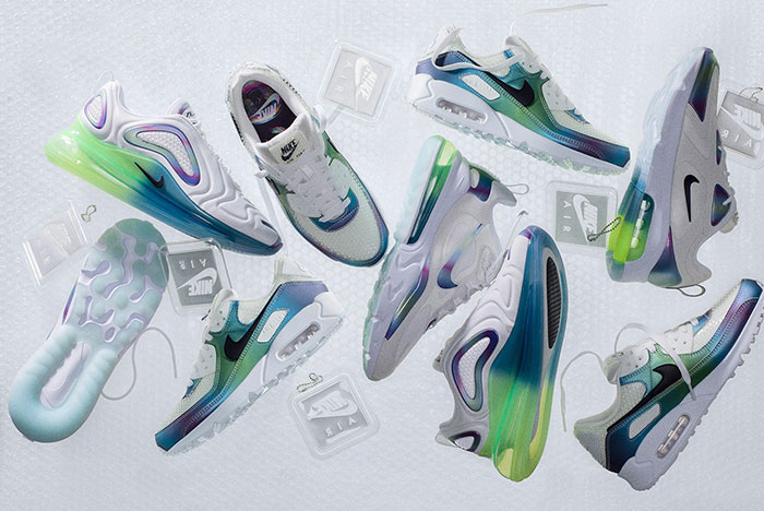 Nike Carefully Wrap the Air Max 'Bubble Pack'