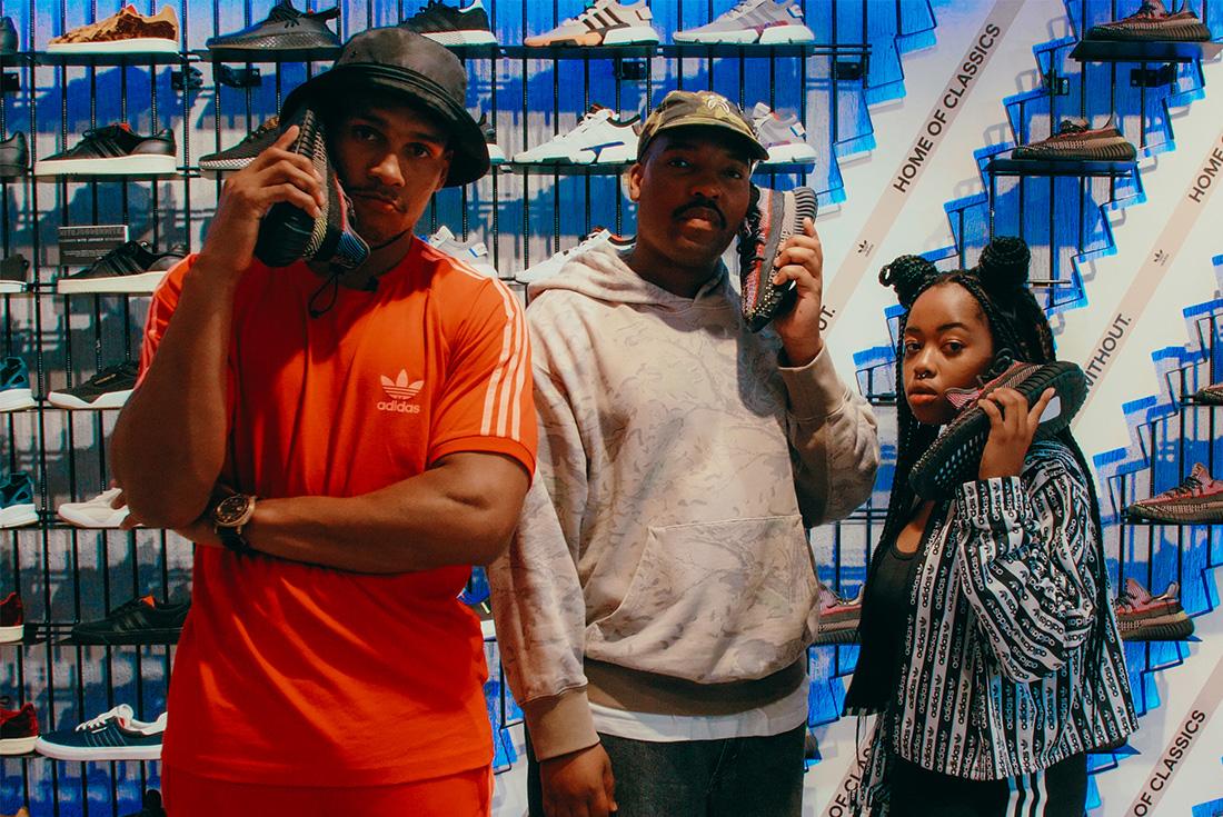 Dee Koala & Damian Willemse Talk Iconic Classic Kicks on 'Store Visits'