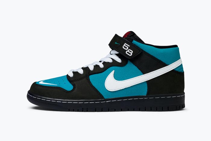 Release Date: Nike SB Dunk Mid Pro 'Griffey'