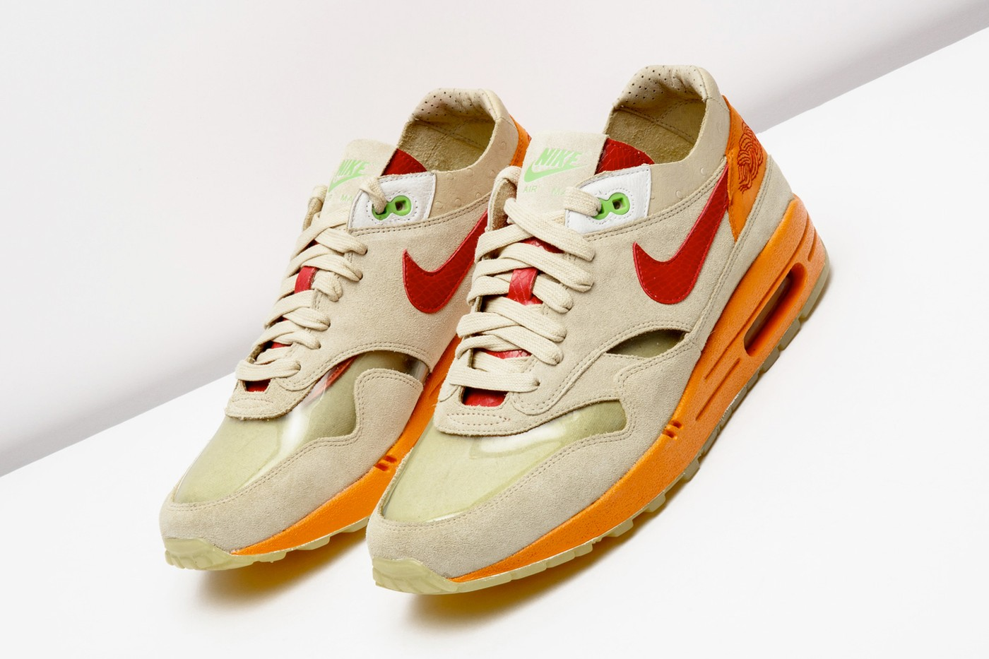 """CLOT x Nike Air Max 1 """"Kiss of Death"""" Reportedly Returning in 2021"""