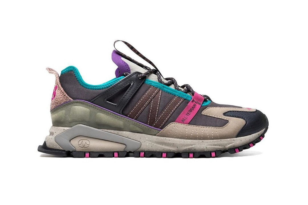 Bodega x New Balance X-Racer 'All Terrain' Global Release Details