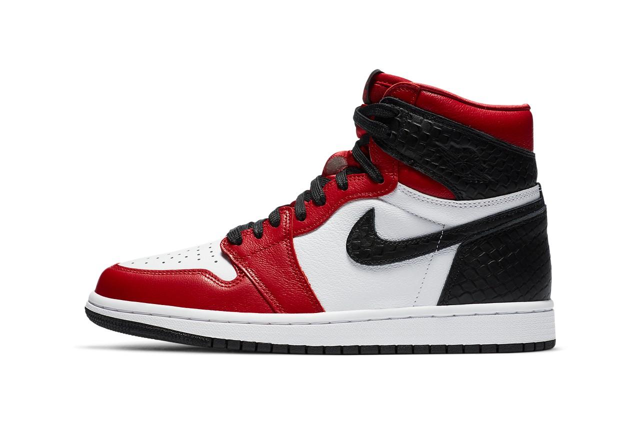 Release Details: The Air Jordan 1 'Satin Snake'