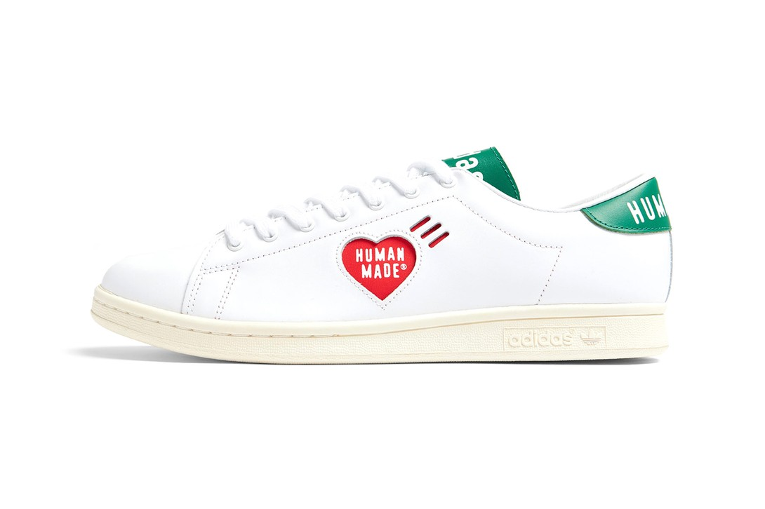 More HUMAN MADE x adidas Stan Smith and Campus Designs On the Way
