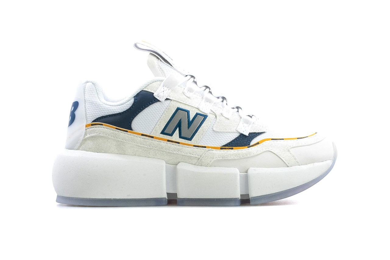 Jaden Smith x New Balance Vision Racer To Release In White, Navy and Yellow