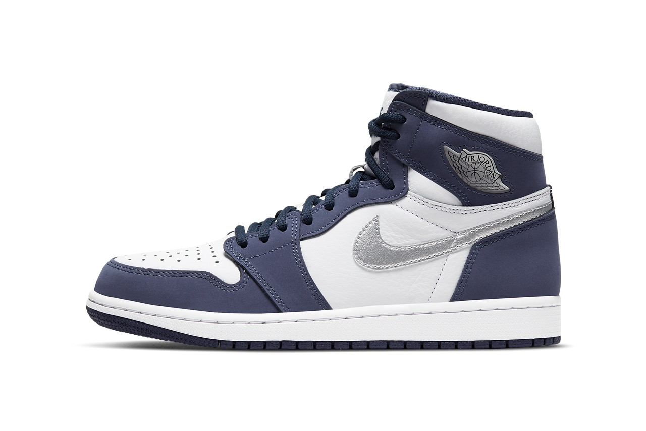 The Air Jordan 1 CO.JP 'Midnight Navy' Will Drop in November