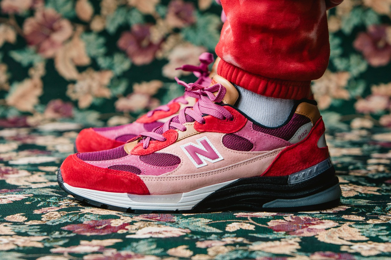 New Balance Collabs are second to none this year