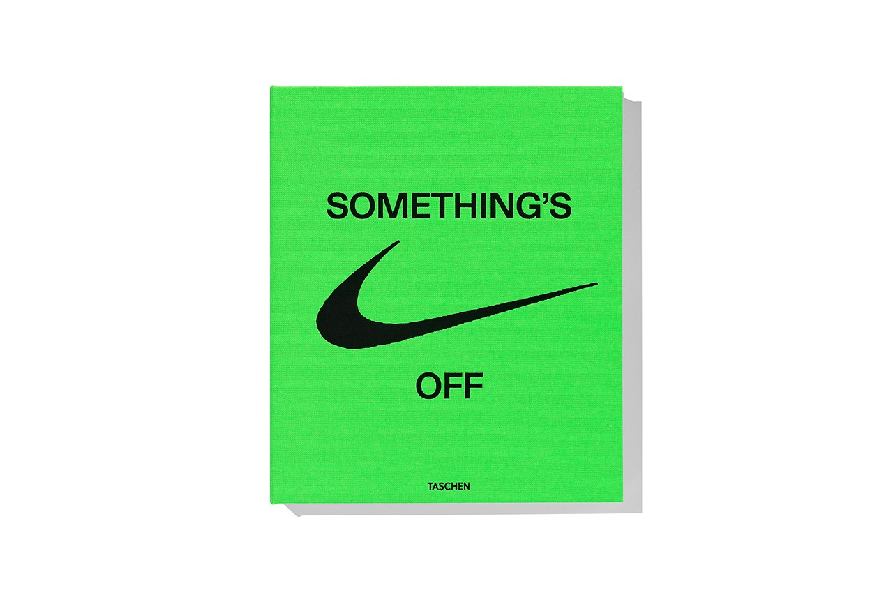 The 'ICONS' Book is the Ultimate Virgil Abloh x Nike Retrospective