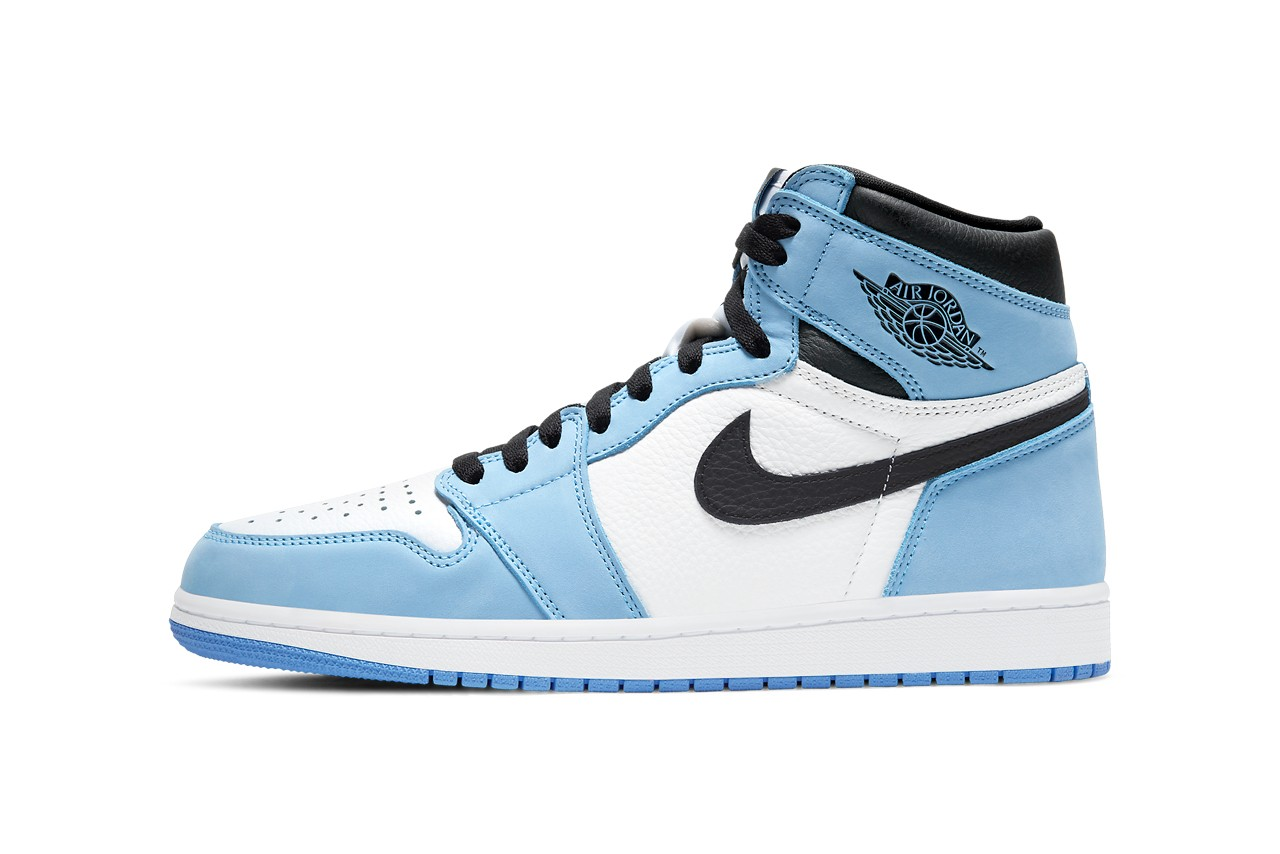 Official Images of the Air Jordan 1