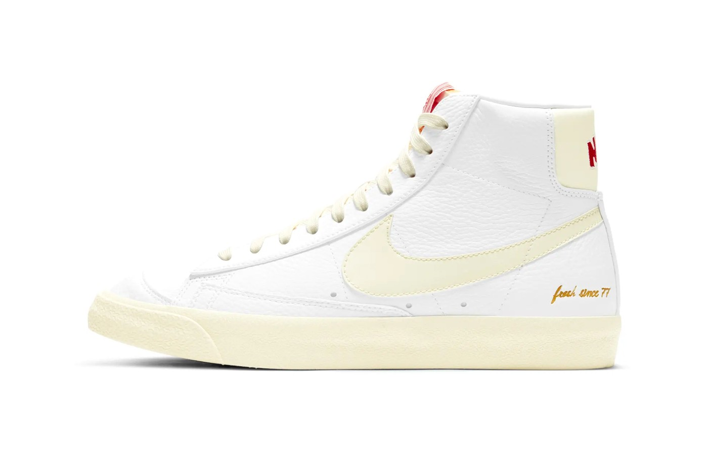 The Nike Blazer Mid '77 Vintage Prepares a 'Popcorn' Theme