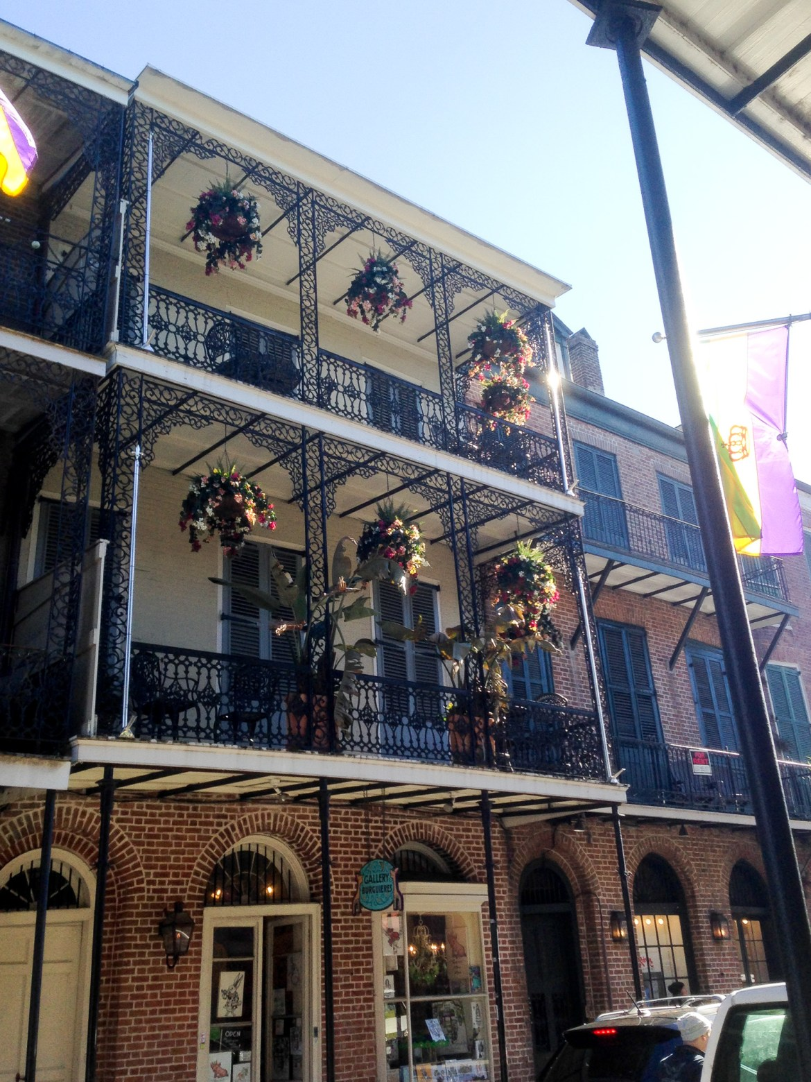 When in NOLA // Photo Diary on Hunting for Pink Flamingos