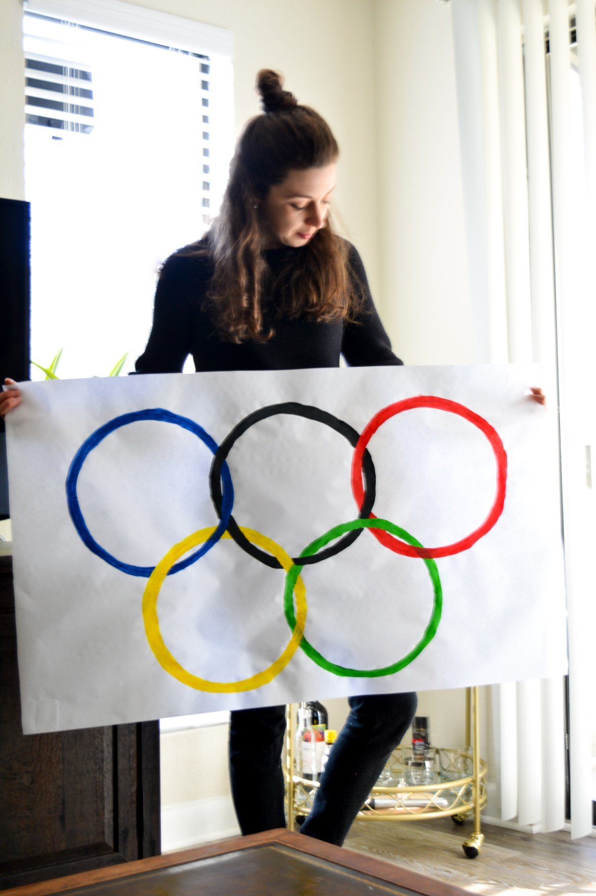 Celebrating the Olympics in Style ... and At Home!