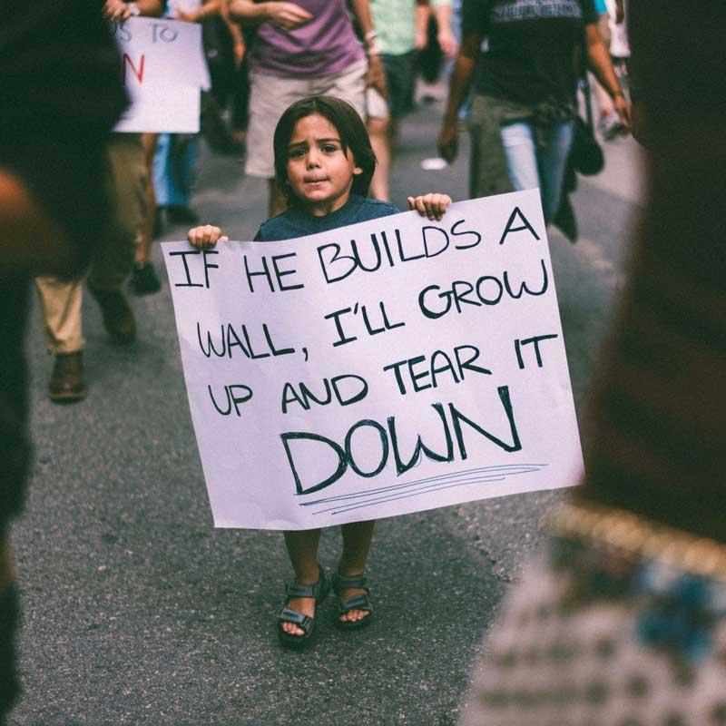 Tear Down The Wall