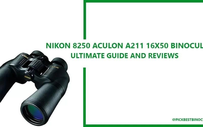 Nikon 8250 ACULON A211 16 x 50 Binocular (Black) Reviews