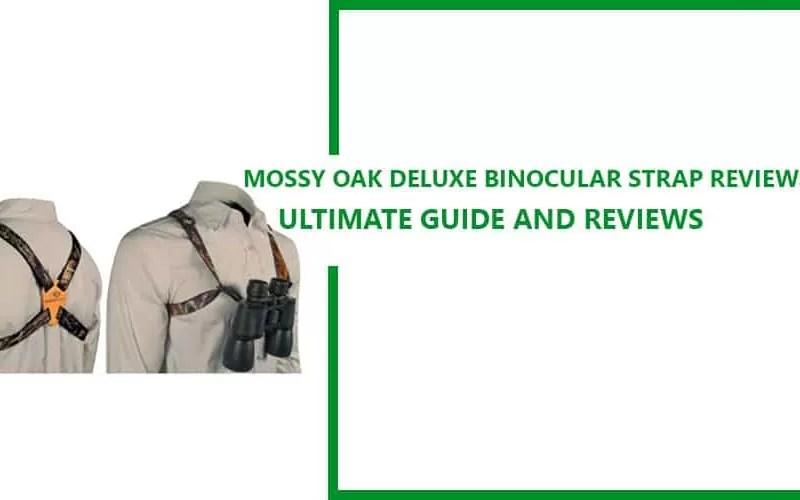 Mossy Oak Deluxe Binocular Strap Reviews