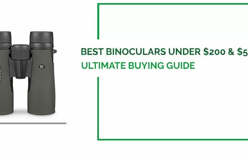 Best Binoculars Under $200 & $500 Dollars Reviews :: Buying Guide