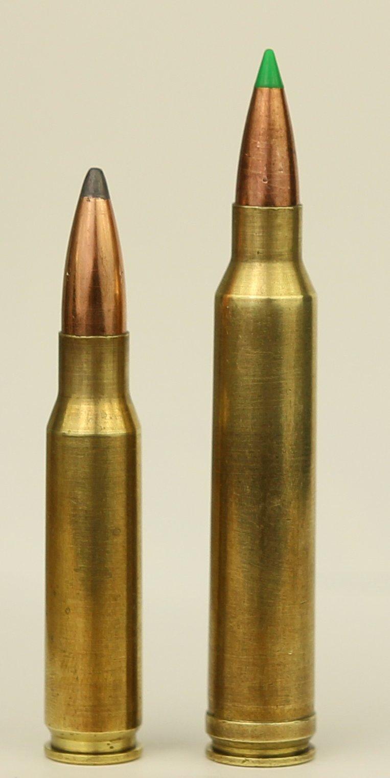308 Vs 30 06 Ballistics Chart : ballistics, chart, Hunting