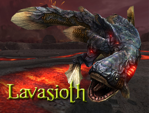 Lavasioth  Hunting Grounds