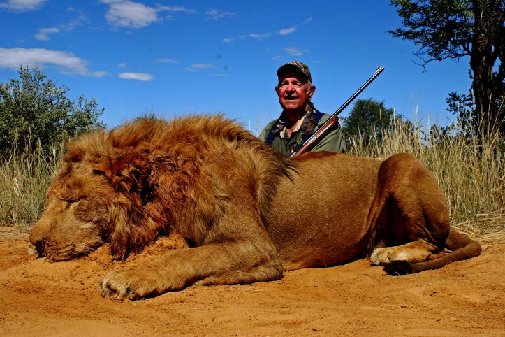 Image result for trophy hunting in south africa