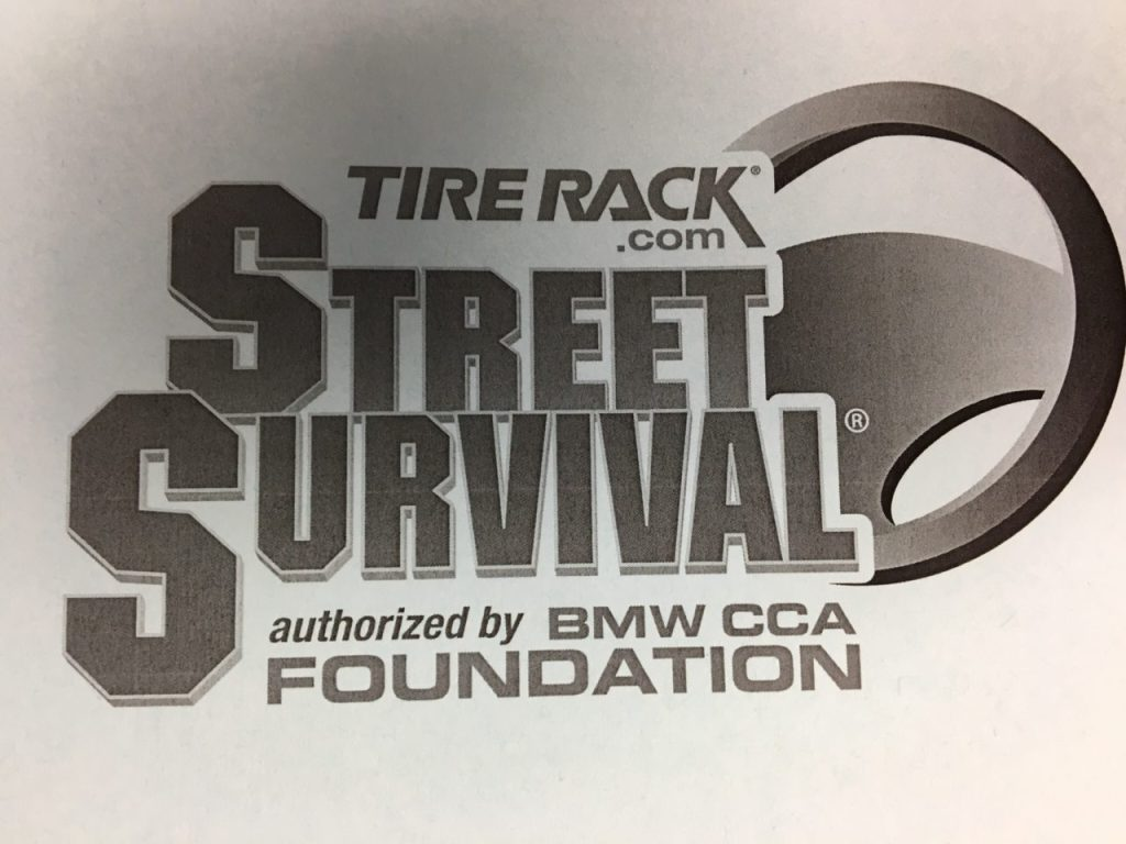 Tire Rack Street Survival Course - Hunting and ...