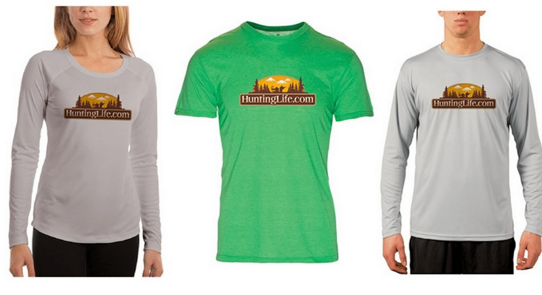 HuntingLife Launches New Shirt Line with Vapor Apparel