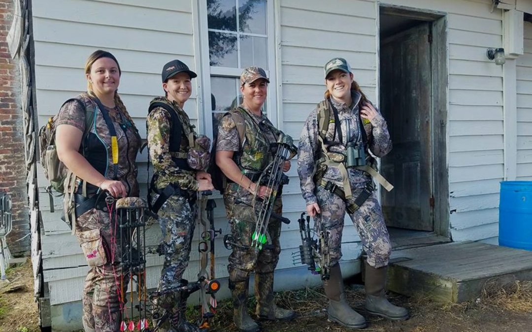 Sisterhood of the Outdoors-A Great Resource for Women Hunters