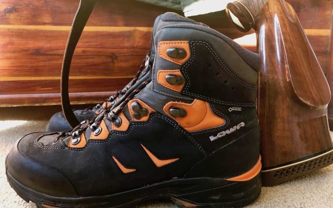 LOWA Camino GTX Boot Review