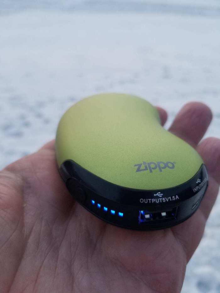 Zippo Hand Warmer