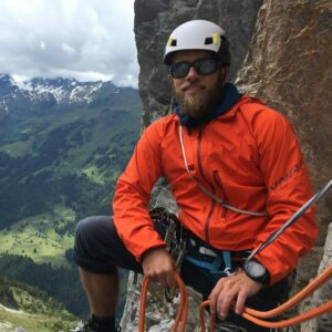 Alex von Hunting Peaks