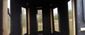 Hunting Trails, Deer stands, Bow Hunting, Hoyt Bows, Crossbows, Dark Interiors, Quiet Interiors, Muddy Hunt