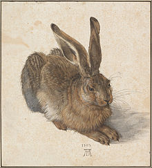 Easter bunnies and Eostre's hares