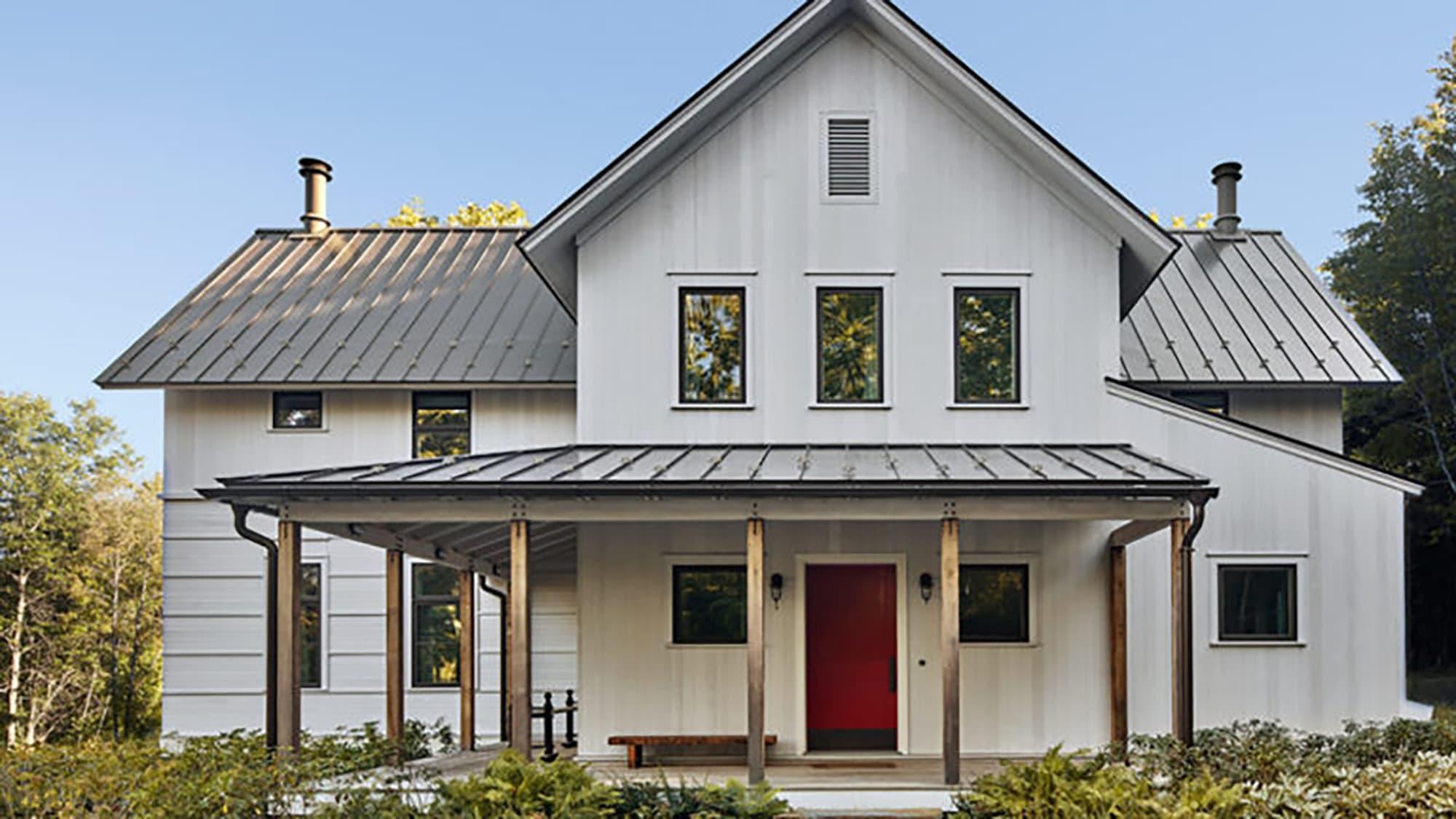 prefab modern farmhouse
