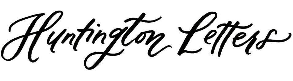 huntington letters