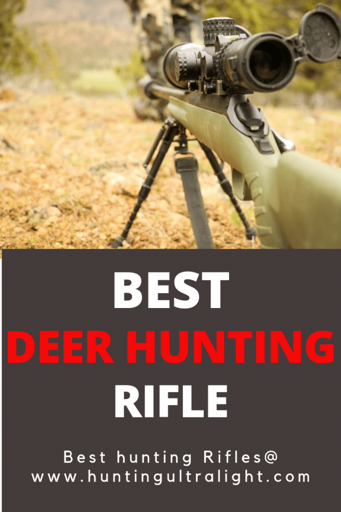 Are You Looking For The Best deer Hunting Rifle?|We Found It