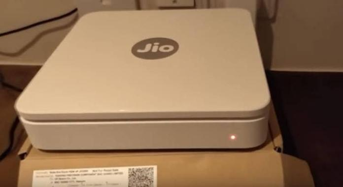 (New) Jio Fiber Unlimited Broadband Plans Announced- Starting Rs.399 Month With 150 Mbps Speeds & 30 Day Free Trial