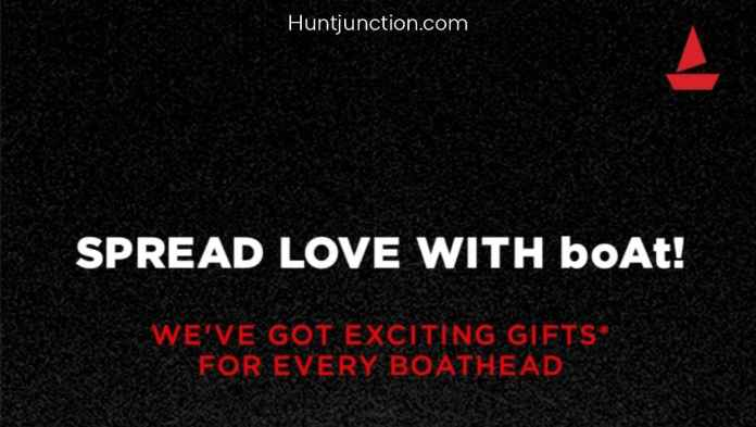 boAt Up to 71% Off offers & Free Rockerz Earphone Worth Rs.1499 On Valentines Day Sale