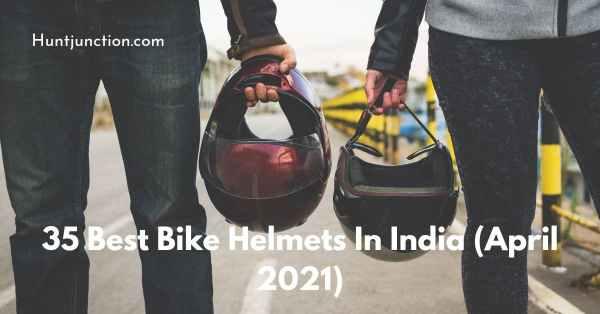 35 Best Bike Helmets In India (April 2021)