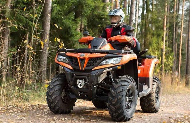 Quad bike cf moto x8