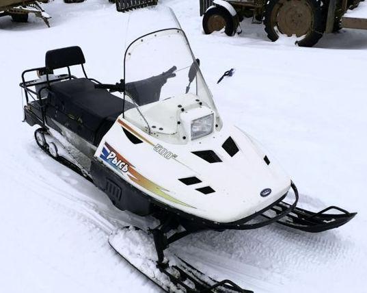Сноуборд Lynx 500