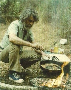 Charlie Cooking Fish