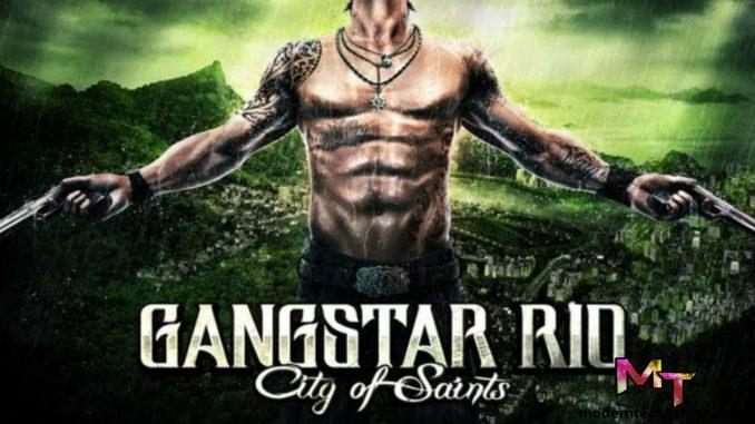 Gangstar Rio City of Saint's App