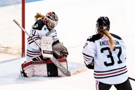 Womens Hockey Coach Dave Flint Reflects On Historic