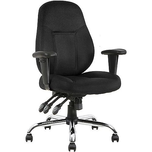 office chairs uk where can i buy chair covers near me storm task operator black fabric with arms huntoffice co