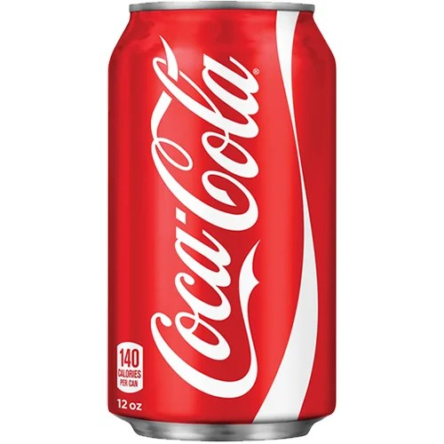 Cocacola Original Classic Coke Soft Drinks 330ml Can Pack