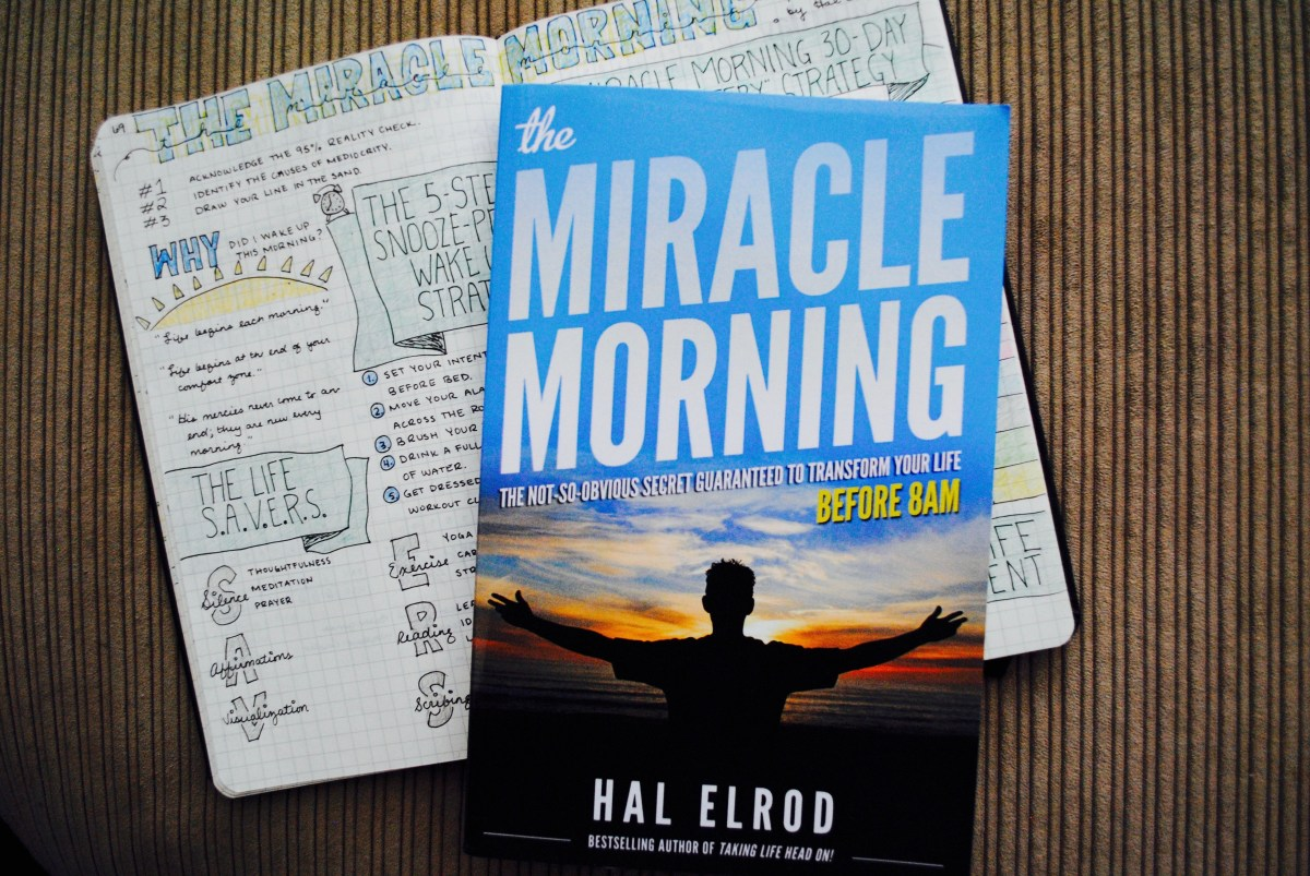 The Miracle Morning: How I'm Transforming My Days