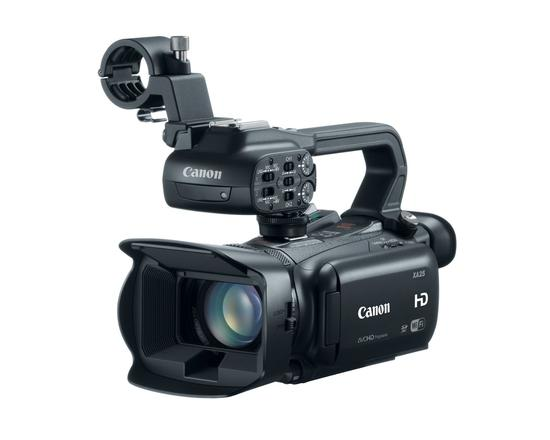 Canon Xa25 Professional Hd Camcorder With Wifi And 20x