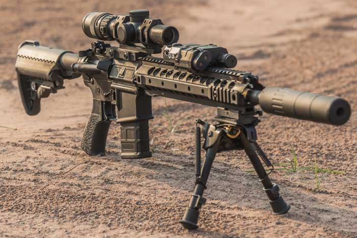 Top 9 Best Rifle Bipod Reviews Definitive Guide For 2018