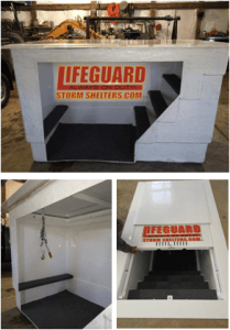 Tornado Safe Rooms Storm Shelters