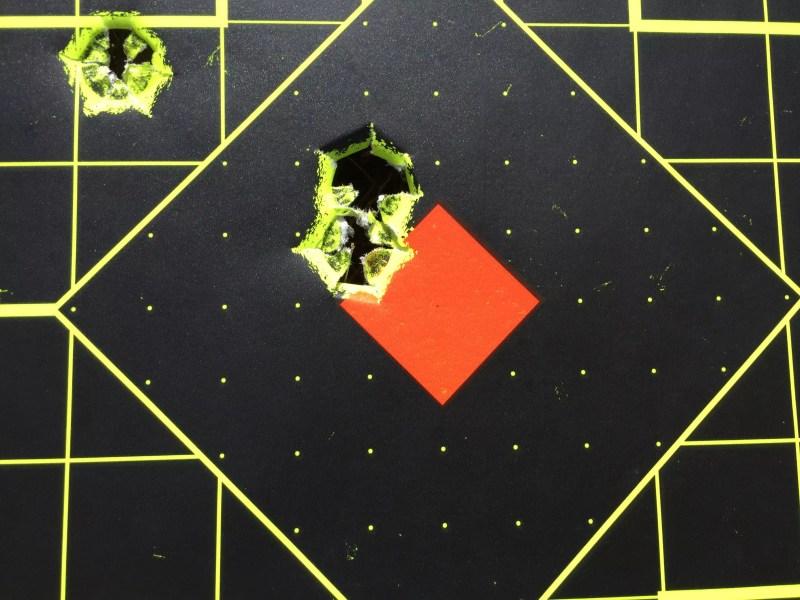 Birchwood Casey Shoot NC Target