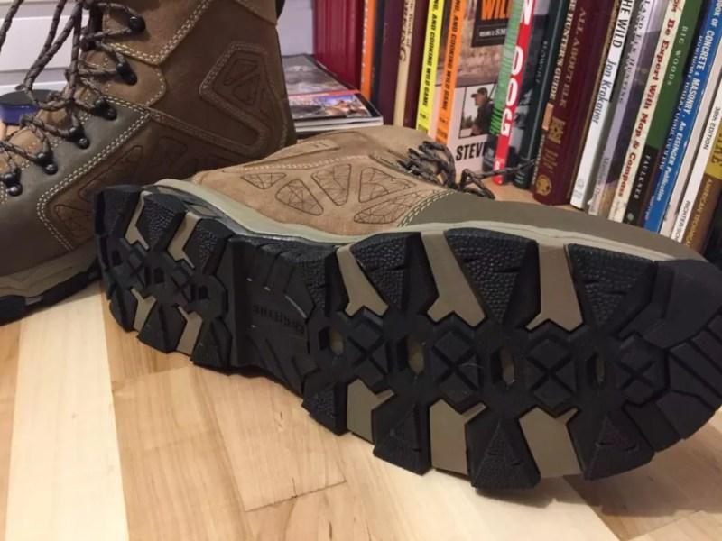 Irish Setter Ravine sole