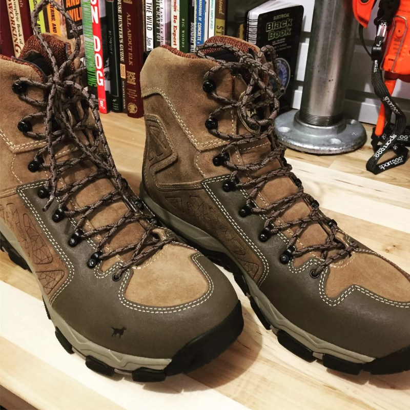 Ravine boot upper